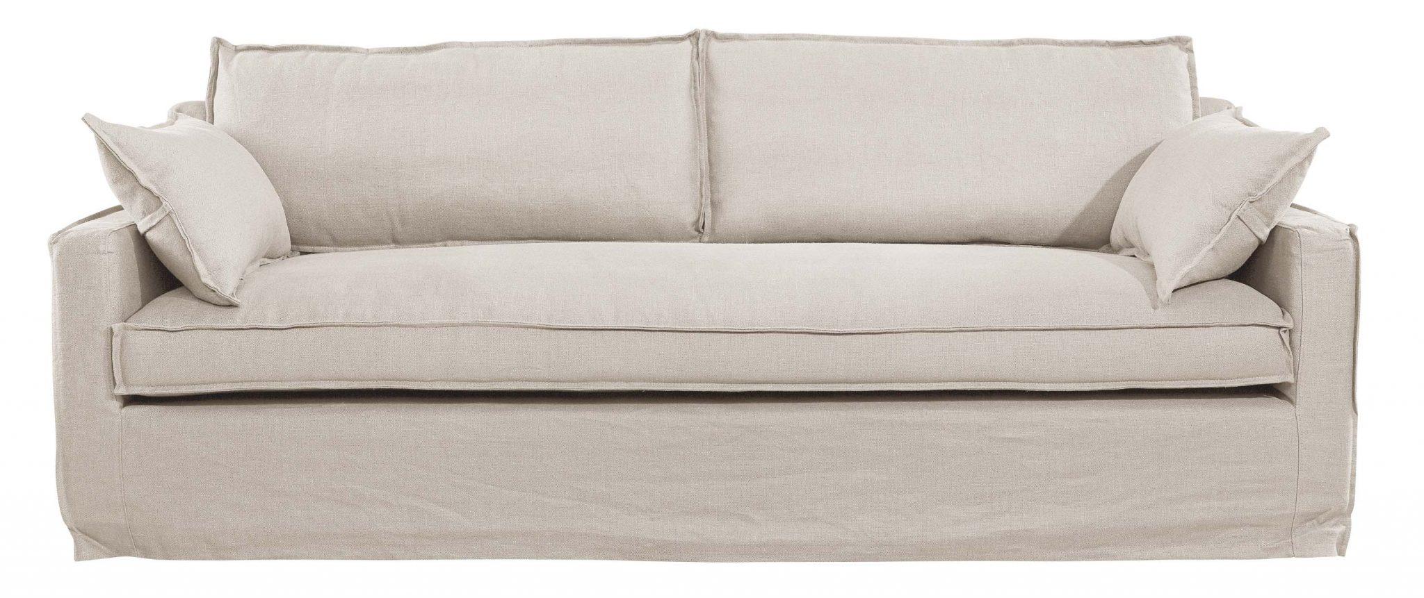 Milford 3 Seater Sofa Sand Artwood